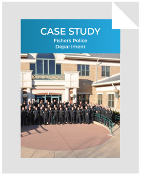 Fishers Police Department Case Study