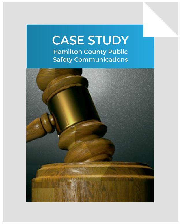 Public Safety Communications Case Study
